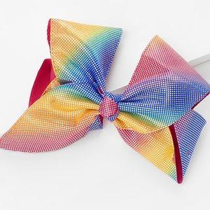 🆕🎀JOJO inspired rainbow hair bow